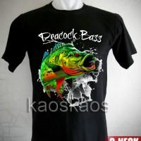 harga Kaos Ikan Predator Peacock Bass Drawing Tokopedia.com