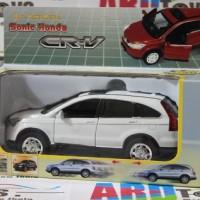 Sonic - Honda CRV - White