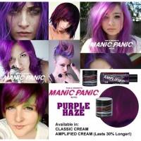Jual Manic Panic Purple Haze CLASSIC Share in Jar 10ml Ori Murah Murah