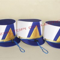 Topi pasukan marching band