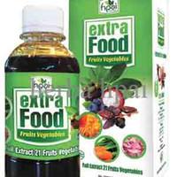 EXTRA FOOD  ektrak sinergi 21 buah dan sayuran 0HBS
