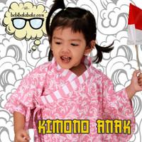 Jual Kimono baju anak kostum jepang cosplay Murah