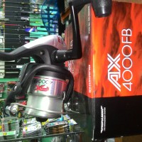 pancing shimano reel fx 2500, 4000  made in malaysia