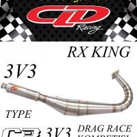 harga Knalpot CLD RX King Type C3 Tokopedia.com