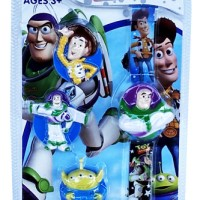 JAM TANGAN LCD WATCH (3 GAMBAR) - TOY STORY