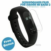 harga Screenguard Film Mi Band 2 / Xiaomi Miband2 Anti Gores Guard 2 Tokopedia.com