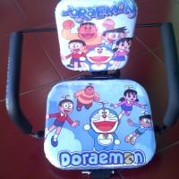 harga Boncengan Anak Motor Matik + Bebek Manual Karakter Doraemon Tokopedia.com