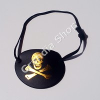 Penutup Mata Bajak Laut Anak / Children Pirate Eye Patch
