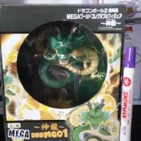 mainan action figure dragonball shenlong naga mega wcf box