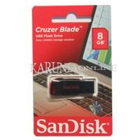 Jual USB Flashdisk SANDISK BLADE 8GB Murah