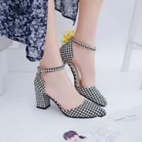 harga sepatu high heels gelang catur CG Tokopedia.com