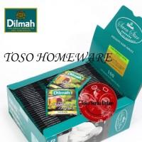 harga Teh Dilmah Tea 100 Sachet Peppermint Tea Teh Celup Pepper Mint Tokopedia.com