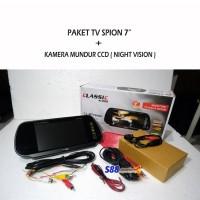 harga Paket TV Spion 7