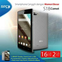 harga HP SPC S-18 / S18 / S 18 COMET 16GB RAM 2GB    NEW GARANSI 1 TAHUN Tokopedia.com