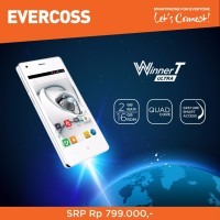 harga EVERCOSS R40A WINNER T ULTRA (16GB) RAM 2GB - GARANSI RESMI Tokopedia.com
