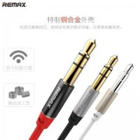 REMAX 3.5mm AUX Cable 1M for iPhone iPad Samsung HTC LG, etc Original