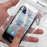 TUNEWEAR Waterwear Water Resistant Bag for iPhone, HTC, LG, XiaoMi etc