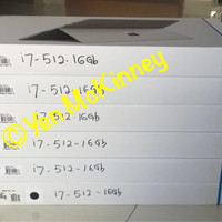 Ready stock Microsoft Surface Pro 4 - 512GB / Intel Core i7 16gb ram