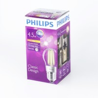 Lampu Philips LED Classic 4.5w