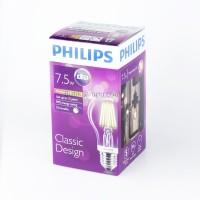 Lampu Philips LED Classic 7.5w