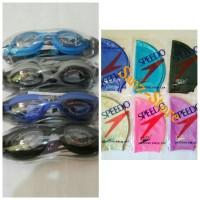 Kacamata Renang Speedo Lx-68 + Topi Renang