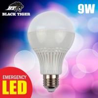 harga Black Tiger Led White Lampu Bohlam Emergency [9 Watt] Tokopedia.com