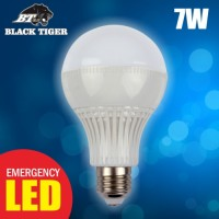 Black Tiger Led Warm White Lampu Bohlam Emergency [7 Watt]
