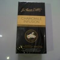 Teh Chamomile - Lipton Chamomile Herbal Infusion