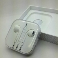 Jual Original Earpod for iPhone 5/5S, etc Baru | Headset Earphone Te