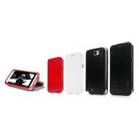 Jual CAPDASE Folder Case Sider Chivo Samsung Galaxy Note 2 Baru | Ca