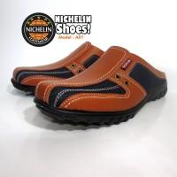 harga Sepatu Pria Fun Nichelin - A01 || Sepatu Santai || Sepatu Slop || Tokopedia.com