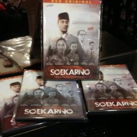 DVD- Film Indonesia Soekarno