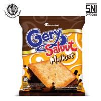 harga Gery Malkist Cracker Salut Coklat -9g By Garudafood Tokopedia.com