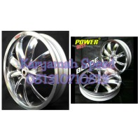 harga Velg POWER Vario - Beat - Scoopy - Spacy Type Blade Tokopedia.com
