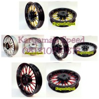 harga Velg POWER Vario - Beat - Scoopy - Spacy Type Andong Metalic Tokopedia.com