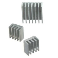 Heat Sink for Raspberry Pi 3pcs Silver