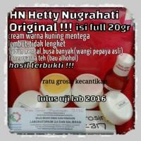 Cream HN Original 15gr | Krim Penghilang Bekas Jerawat Pemutih Wajah