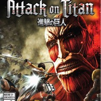 DVD Game Attack on Titan Wings of Freedom
