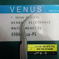 harga Pinset Bengkok Venus V-15 Tokopedia.com