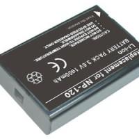Baterai Batre TOSHIBA CAMILEO H30 X100 PENTAX Optio 450 550 555 750