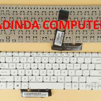 Keyboard Laptop Asus VivoBook X200CA X200MA X200LA F200CA F200MA White