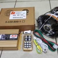 harga toa Sirene wireless Tokopedia.com