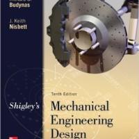 harga E-book / Ebook Shigley's Mechanical Engineering Design 10th Edition Tokopedia.com