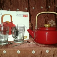 harga Ambiance Tea Kettle Set Kedaung Tokopedia.com
