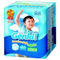 Nepia Genki Pants XXL18 / XXL 18 Celana
