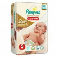 harga Pampers Premium Care Pants S32 / S 32 Celana Tokopedia.com