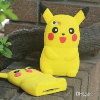 harga SILICON CASE 3D BONEKA PIKACHU FOR IPHONE 6 PLUS / 6+ Tokopedia.com