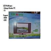 LCD TV IKEDO 17' Inch