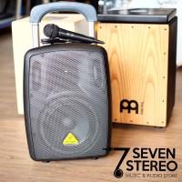 Speaker Portable BEHRINGER MPA 40 BT Pro free 1 mic mpa40bt pro
