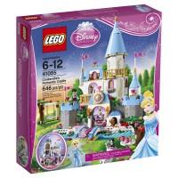 LEGO 41055 - Disney Princess - Cinderella's Romantic Castle